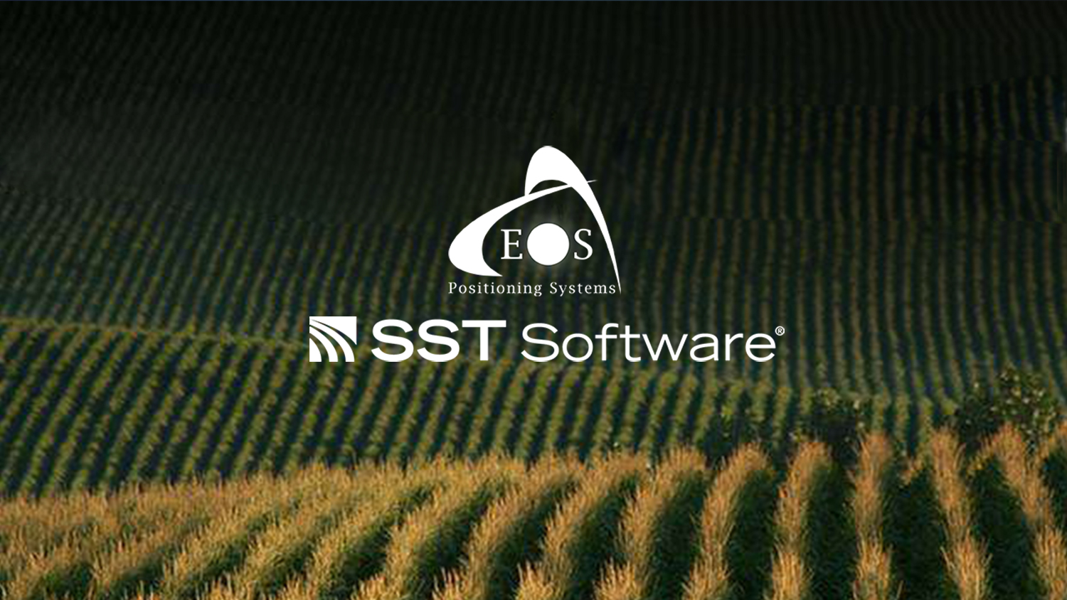 Press Release - Partnership- Eos Positioning Confirms Partnership with SST Software Agriculture GIS mobile mapping GNSS GPS