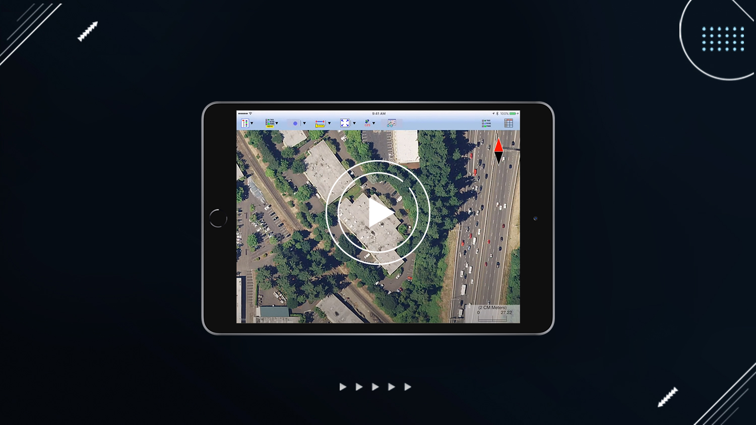 iCMTGIS Pro- Configuring iCMTGIS PRO with Arrow GNSS GPS GIS mobile mapping video tutorial