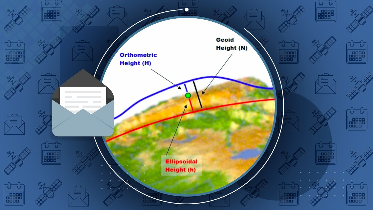 Eos Arrow January 2018 Newsletter- Is My GPS Elevation Wrong GIS GNSS