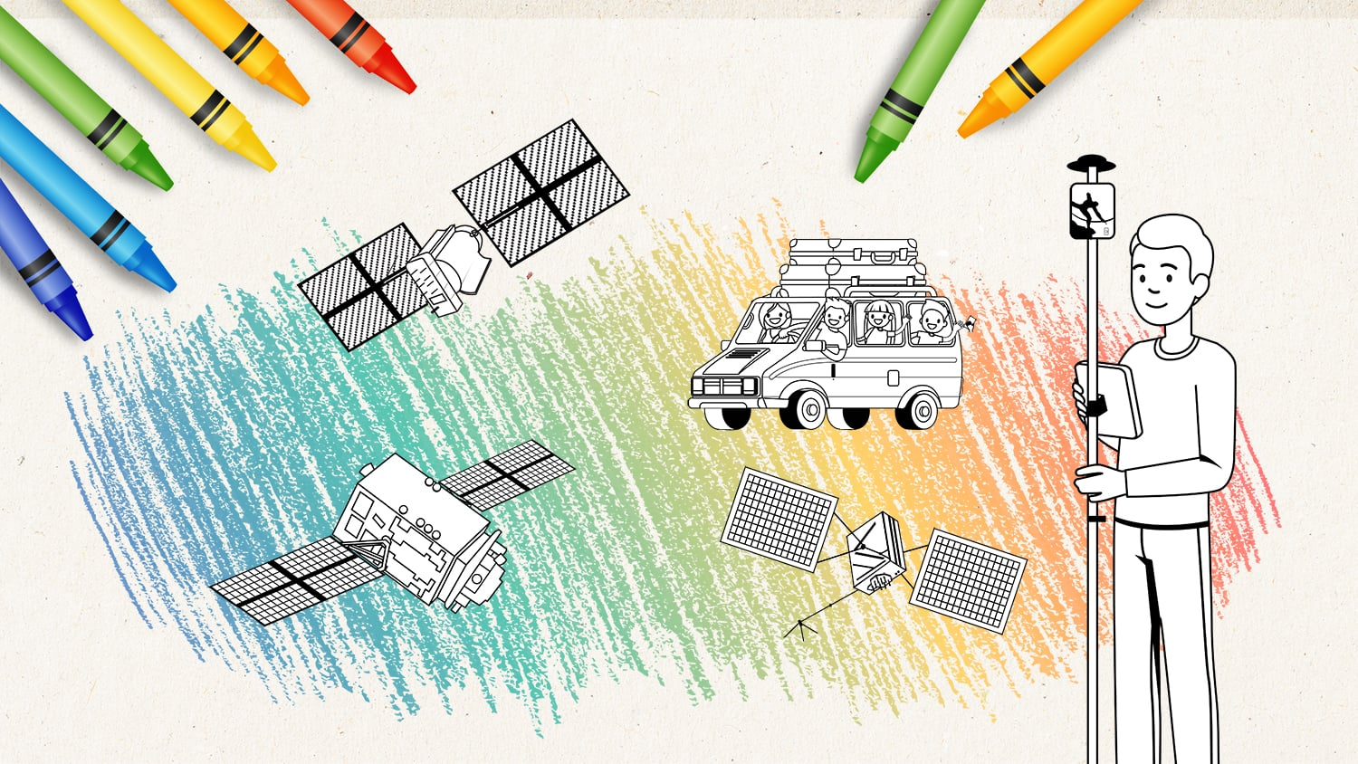 Download Your Eos GNSS Coloring Book GPS GIS