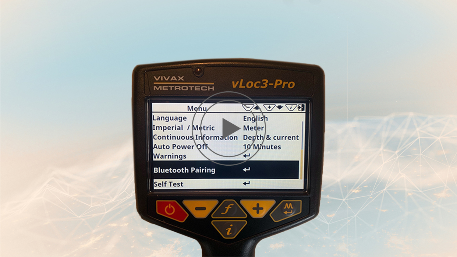 Eos Locate™- How to configure settings in Collector and Eos Tools Pro GPS GIS GNSS Esri Collector Field Maps Eos Tools Pro vLoc3 Pro Locator underground utility mapping