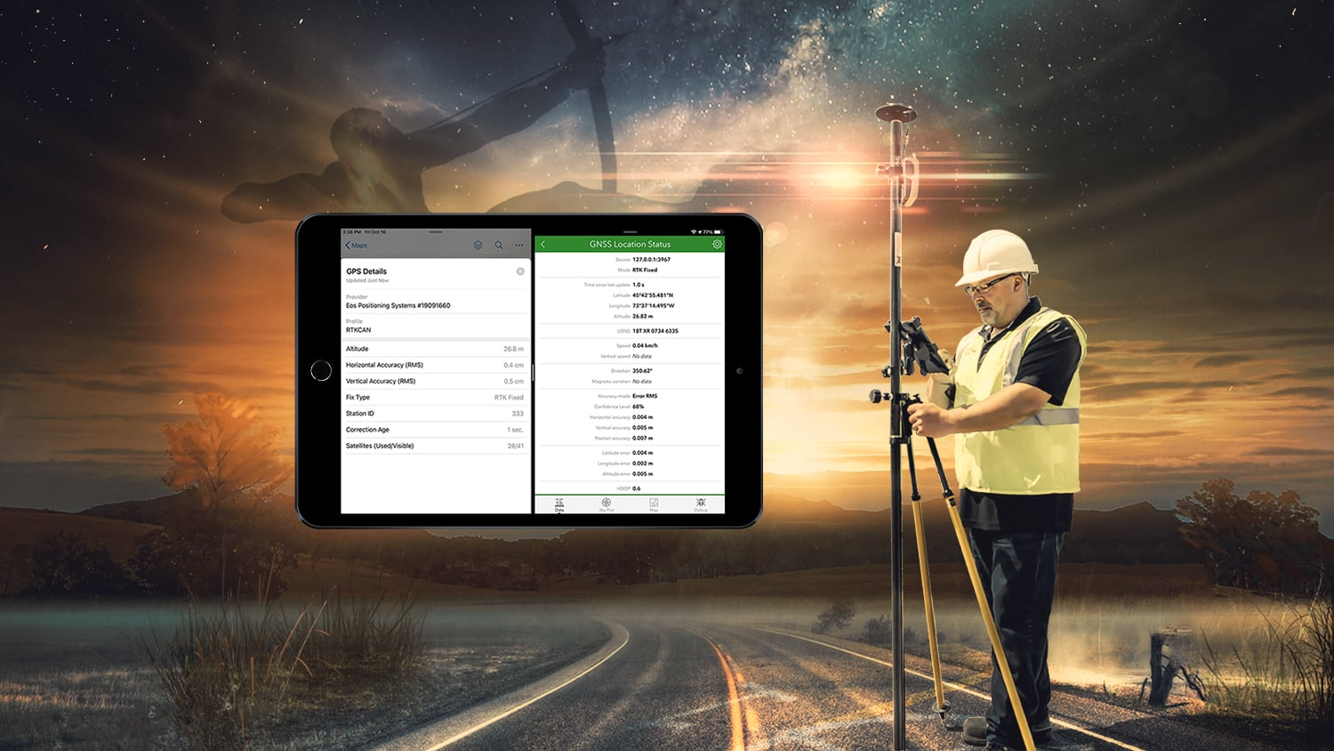 ArcGIS Collector, Field Maps, offline, data collection, field, mobile mapping, water utility, Arrow GNSS GPS