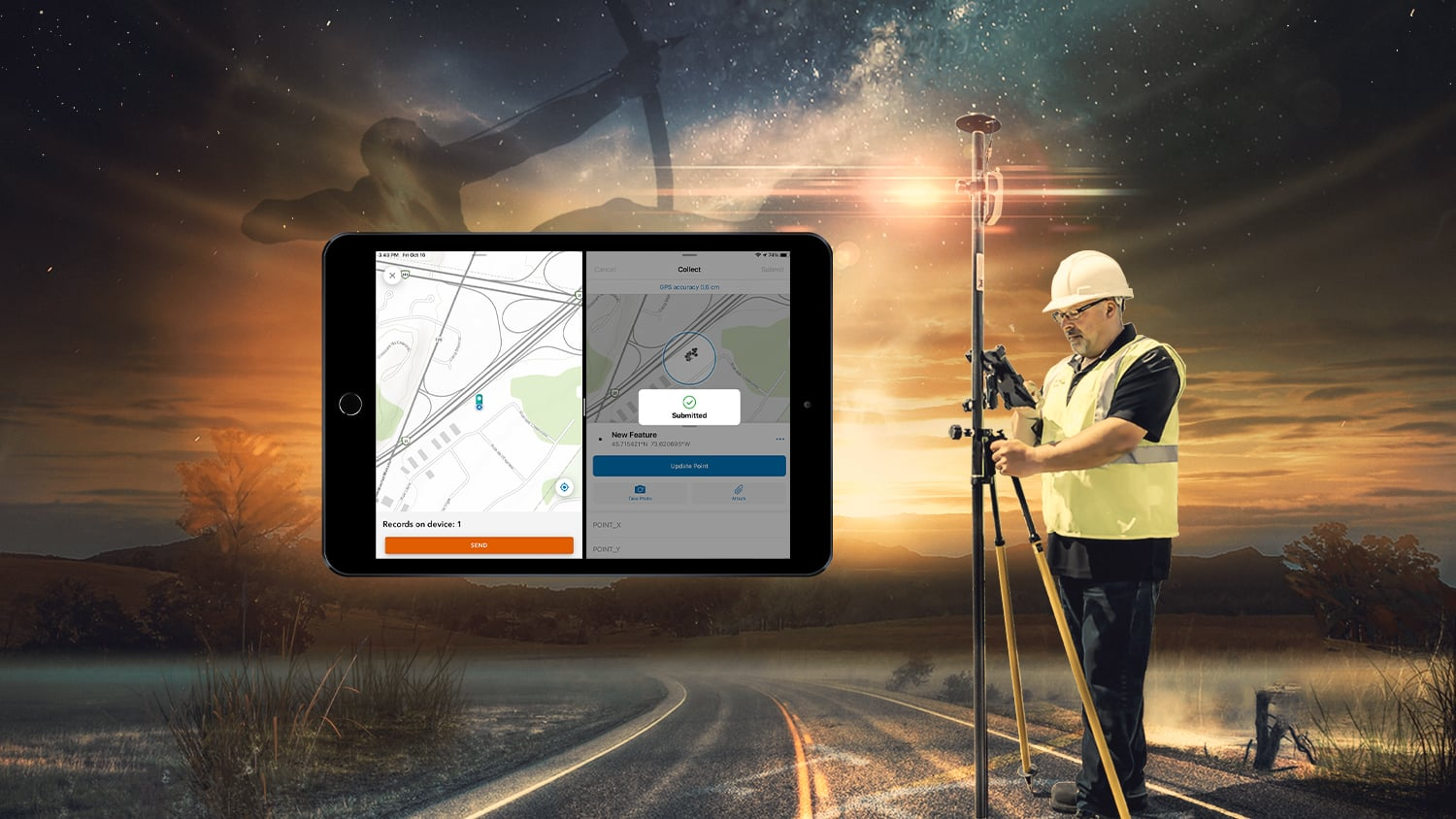 (Android) How to use Multiple Esri Mobile Apps Concurrently TCP IP Protocol Survey123 QuickCapture Collector Field Maps ArcGIS