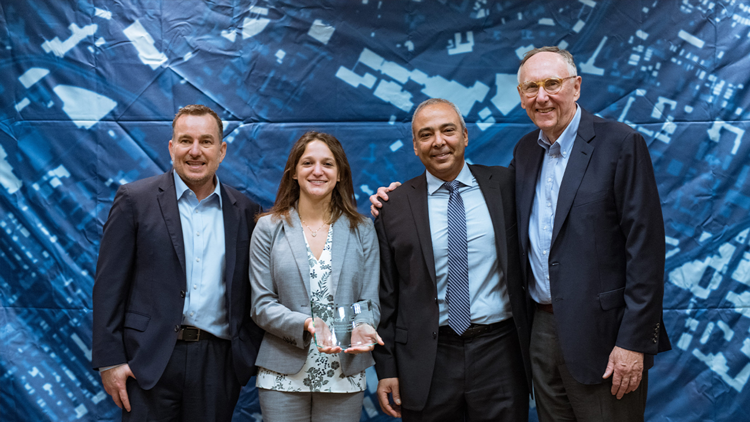 2019 Esri Partner Conference EPC Award - Eos Positioning Systems; Feature Image - PRESS RELEASE - 2019 EPC AWARD
