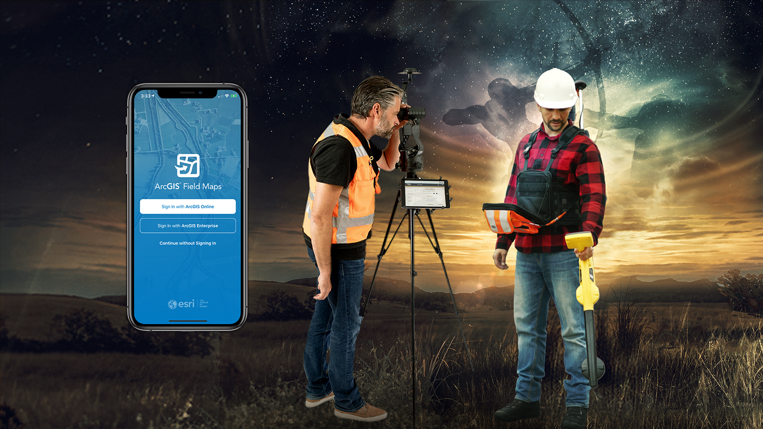 Eos Positioning Systems announces compatibility of Eos Laser Mapping™ and Eos Locate™ with Esri ArcGIS Field Maps (beta)