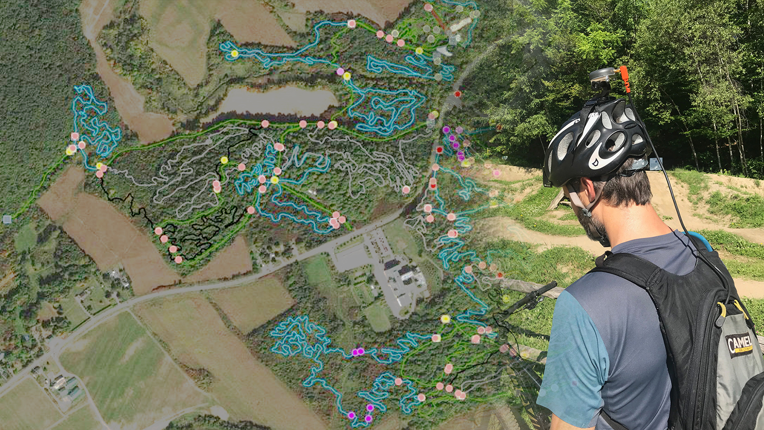 Feature Image - Press Release - Velo Quebec ArcGIS QuickCapture Eos Positioning Systems