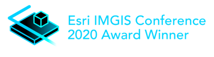 Esri IMGIS Conference Award Winner 2020 Eos Positioning Systems Infrastructure Management and GIS conference