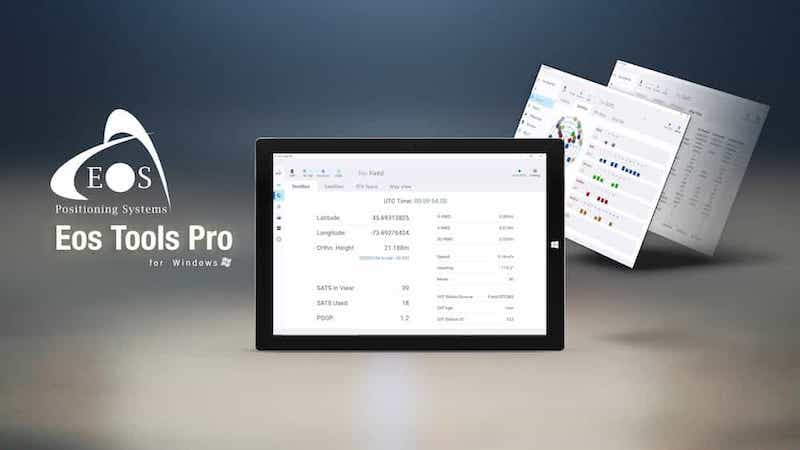 Eos Tools Pro available on Windows
