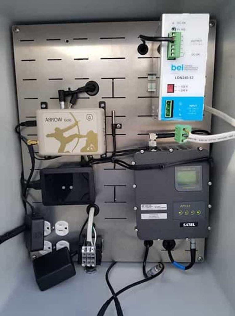 Arrow Gold base station mobile