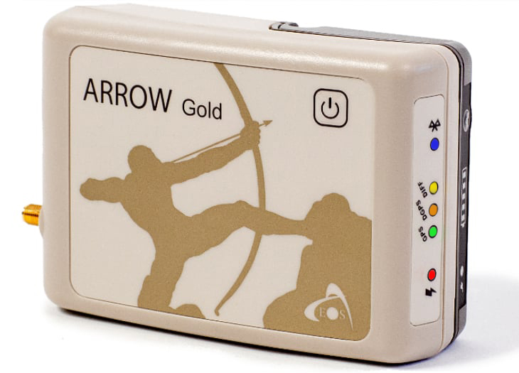 Arrow Gold GNSS Receiver: Main product image by Eos Positioning Systems