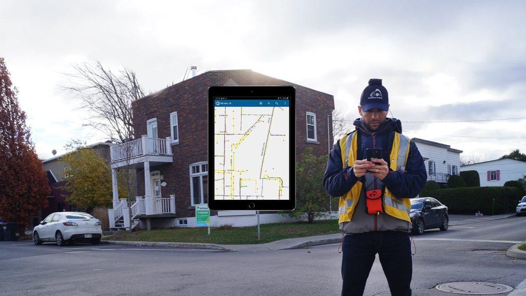 Eos Partner App - ArcGIS Collector Esri GPS GNSS GIS