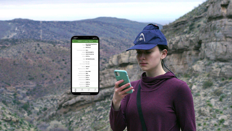 Eos Arrow Partner App Esri ArcGIS Survey123 GPS GNSS GIS data collection