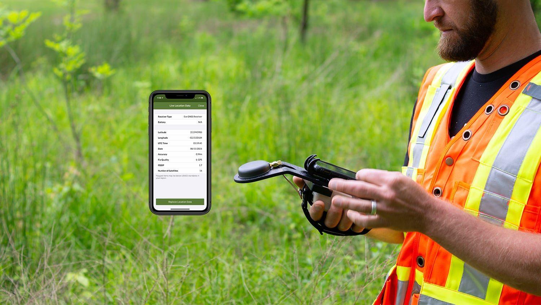 Ecobot Eos Arrow Partner GNSS GPS GIS