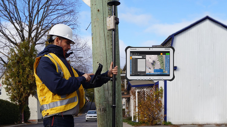 Eos Arrow GNSS Partner App - GI Mobil RT, GPS GIS Mapping