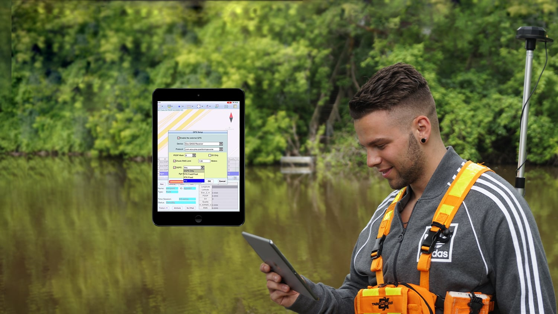 Eos Partner App - ICMTGIS Pro GPS GNSS GIS Data Collection