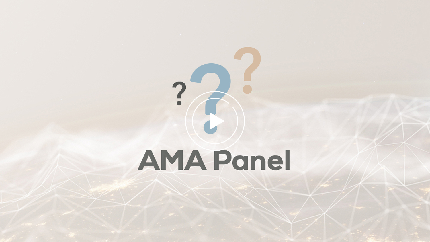 Esri IMGIS High Accuracy Eos GNSS GPS AMA ask me anything panel discussion GPS Infrastructure Management and GIS Conference, Jeff Shaner, Ismael Chivite,