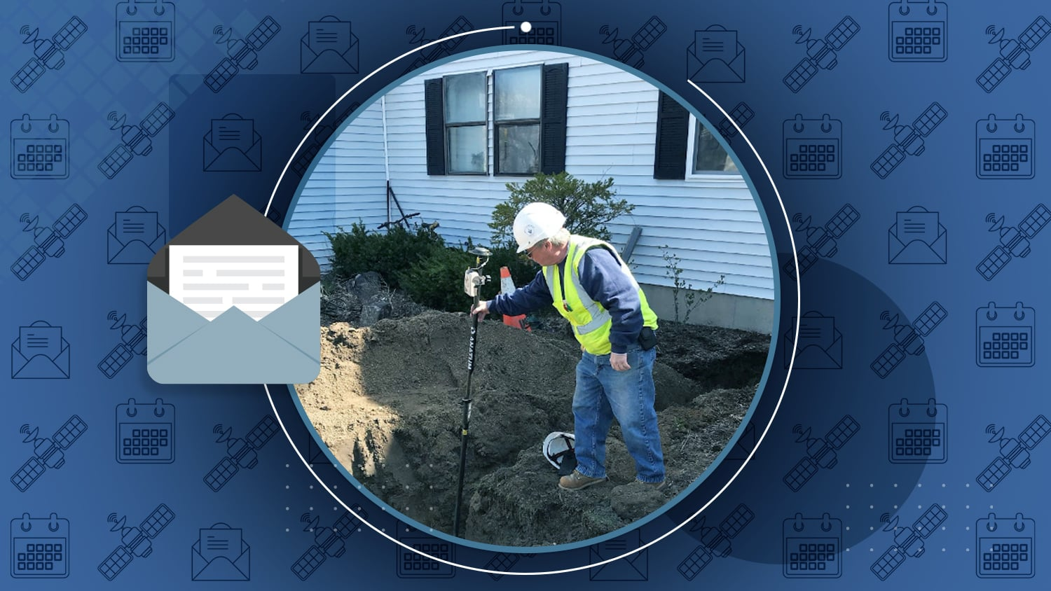 Eos Arrow GPS GNSS GIS Newsletter - Vermont Gas Systems becomes twice as fast in the field