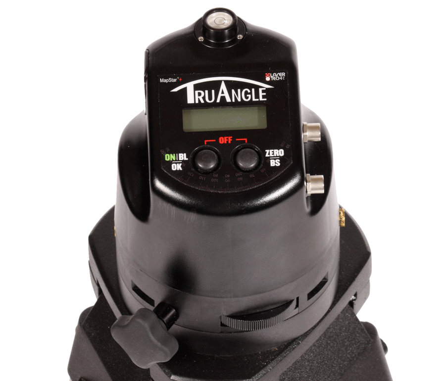 LTI laser Tech MapStar TruAngle encoder for Laser GIS, laser offsets, laser mapping with Arrow GNSS, ArcGIS, Esri
