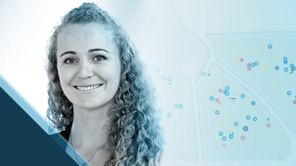 Eos customer spotlight GNSS GIS Theresa Maier