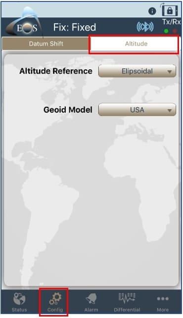 Eos Tools Pro screenshot: settings tab