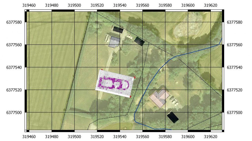 Swedish monastery mapping