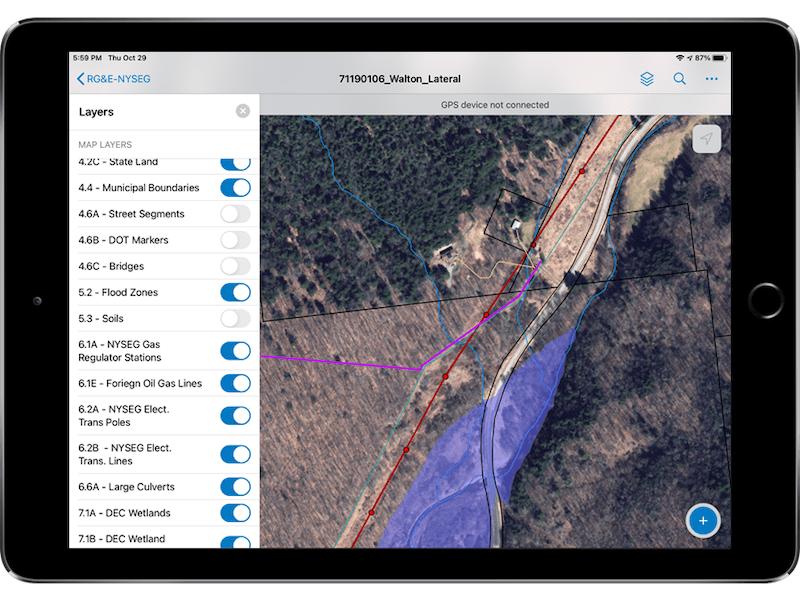 9 DDS Companies - iPad image 2 Aerial