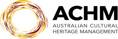 Logo - ACHM Australian Cultural Heritage Management