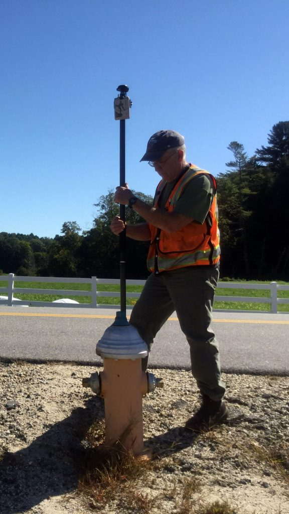 Arrow 100 for Infrastructure Mapping - Northern Forest Eos Success Story, Case Study, Maine, Water Districts
