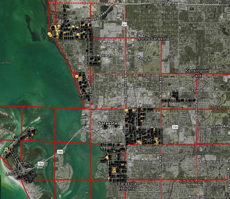 City of Sarasota - Street Lights & Signs 4-27