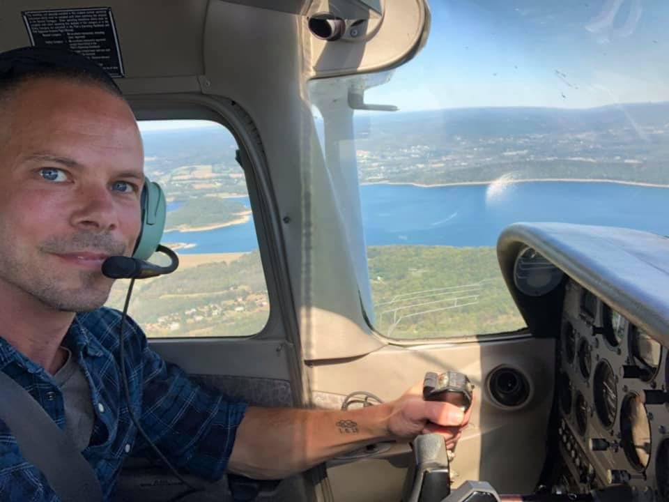 Customer Spotlight Chris Kahn 13 - Flying in preparation for Beyond Visual Line of Site Drone Operations License