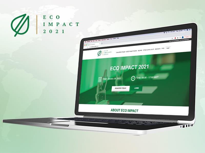 Eco Impact 2021 virtual conference