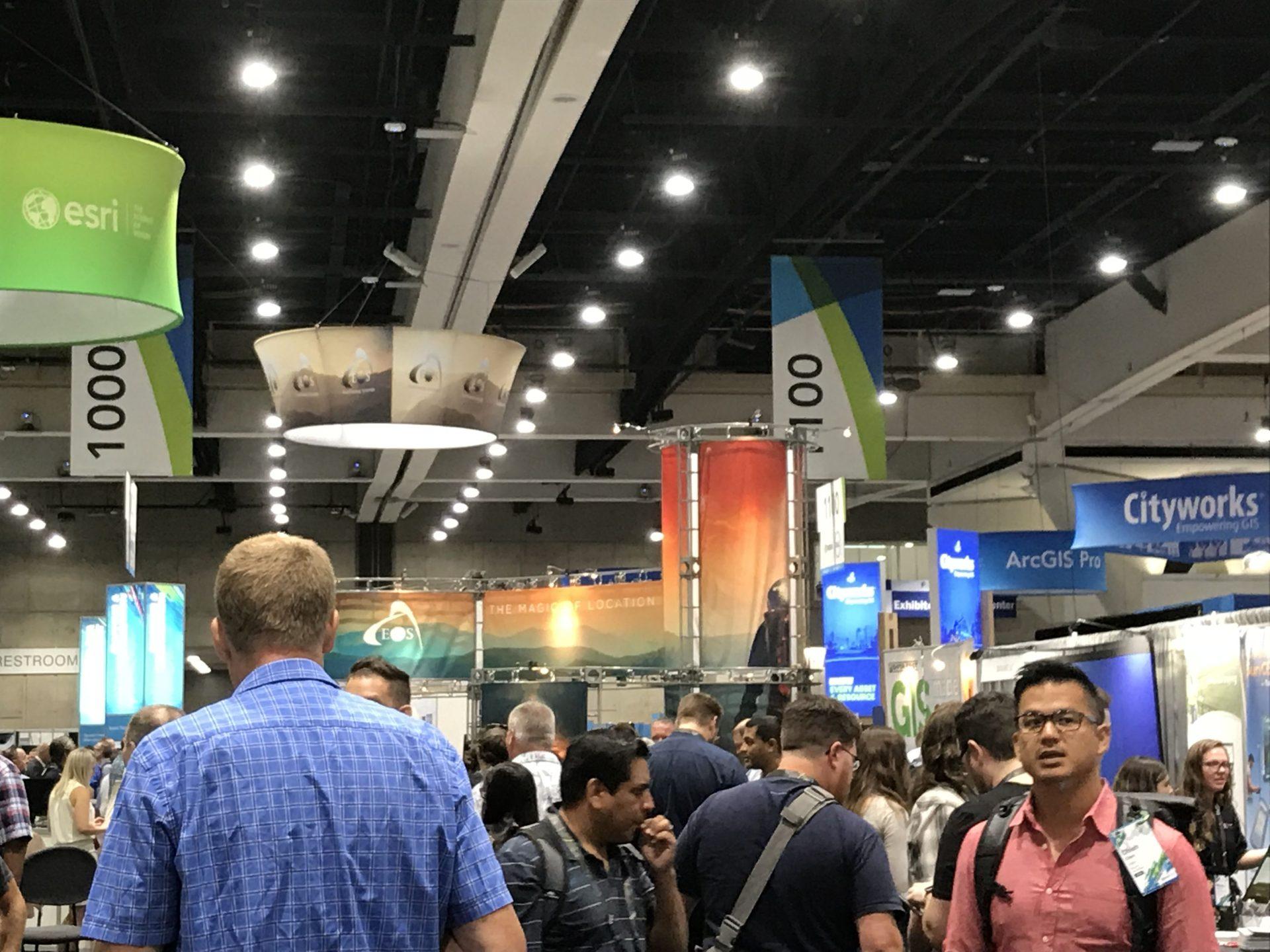 Esri UC Eos Booth Expo 2018-07-10 11.11.25