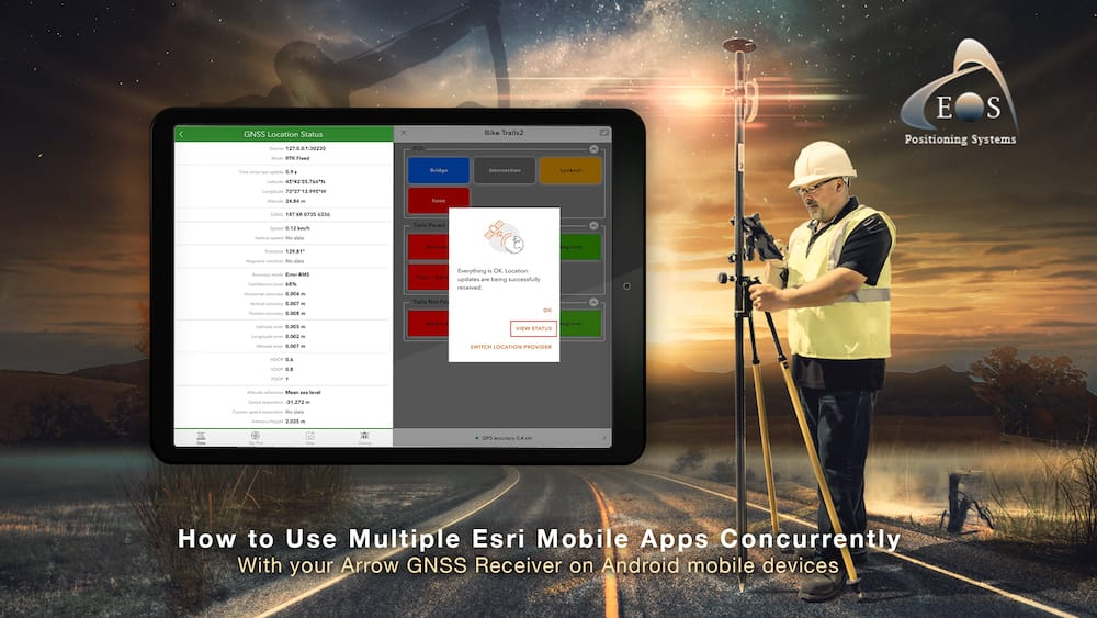 Feature Image - Esri Android TCP IP Eos Tools Pro sm