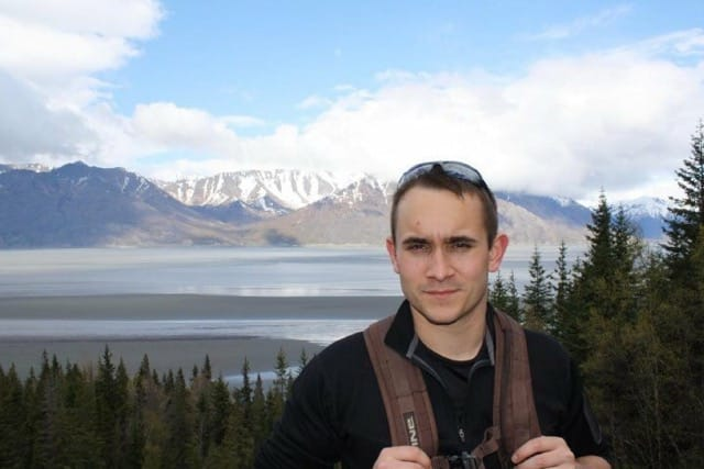 FIELD PHOTO – CASE STUDY – ANCHORAGE WATER - Dave Boulier