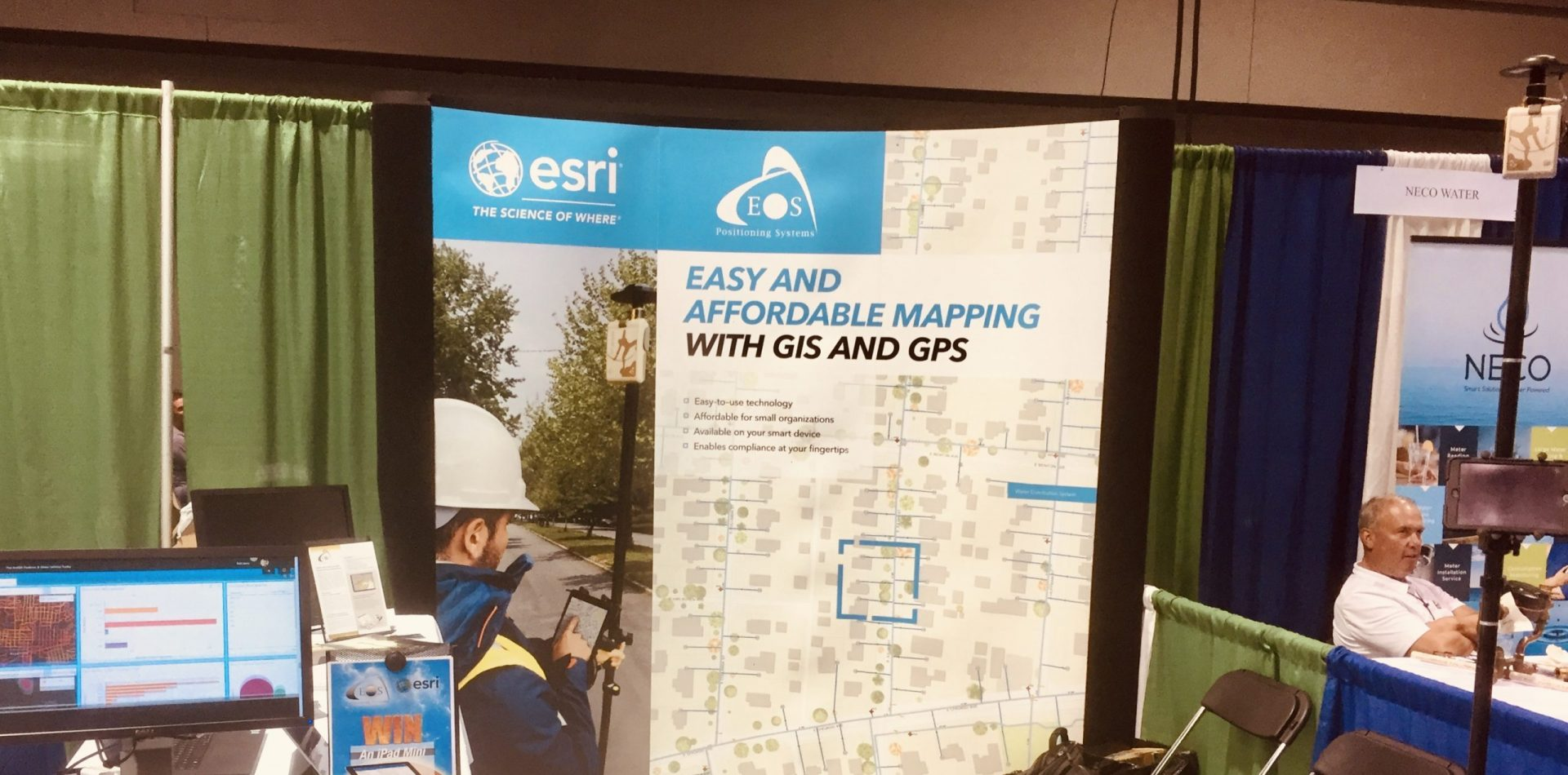 KY Rural Water Association Eos Esri Water booth 2019-08-26 18.22.10-1