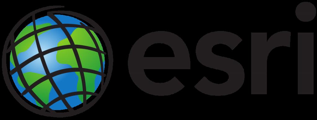 Esri logo full large color