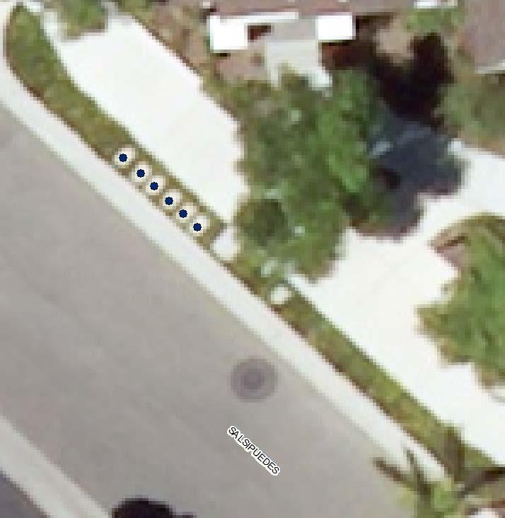 City of Santa Barbara - multiple meters per parcel