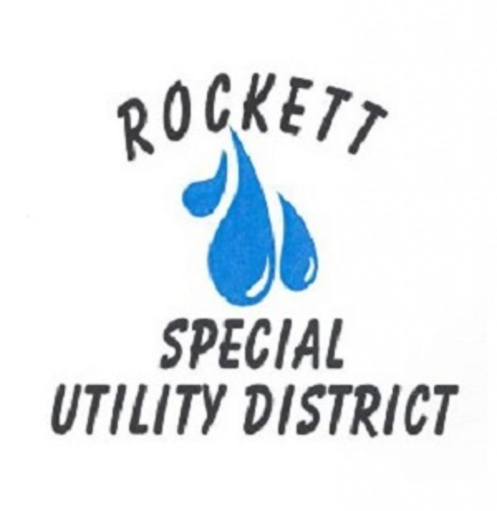 Rockett Special Utility District SUD logo