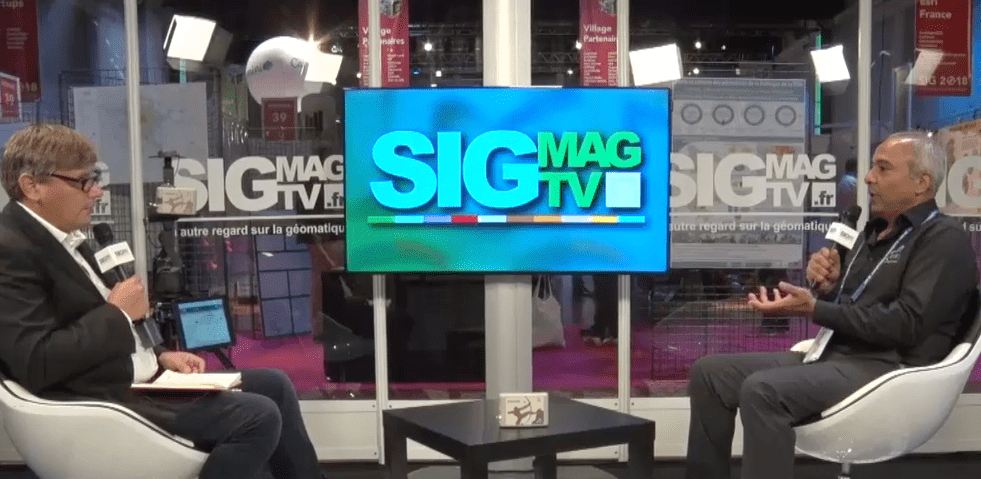 Eos Interview with SIGMAG: Eos Makes High Accuracy Location Accessible to GIS and Mapping Professionals