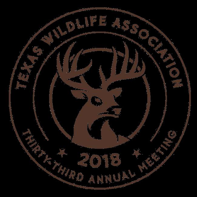 LOGO - TEXAS WILDLIFE ASSOCIATION 2018