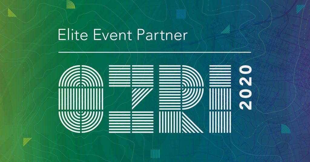 Ozri 2020 Eos Positioning Systems Elite event virtual sponsor partner RapidMap