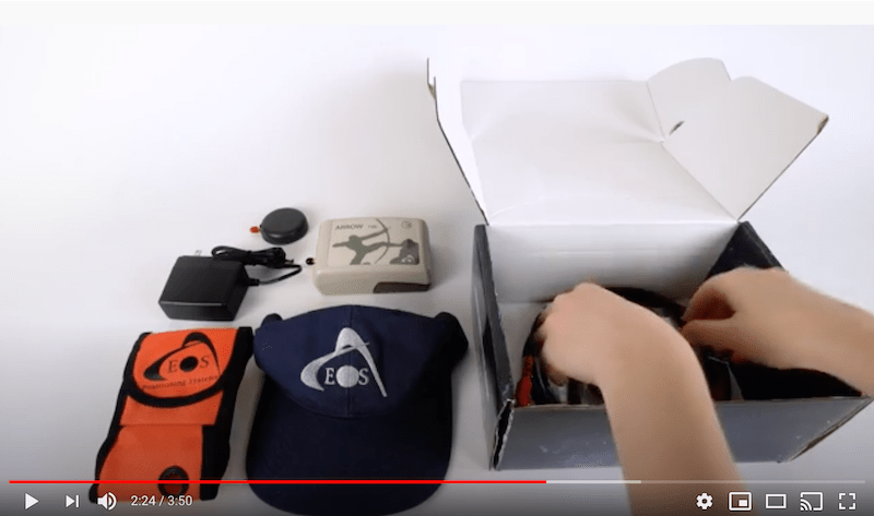 Arrow 100 GNSS receiver unboxing video submeter Bluetooth GNSS receiver