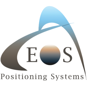 Eos Positioning Systems logo full color
