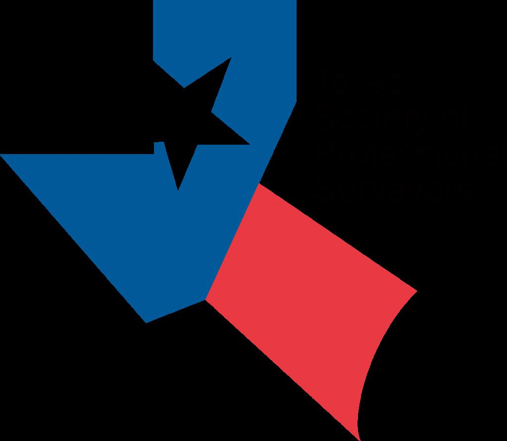 Texas Society of Professional Surveyors logo
