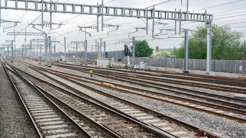 Arcadis ArcGIS Survey123 mapping Arrow GNSS receivers England UK live rail environment