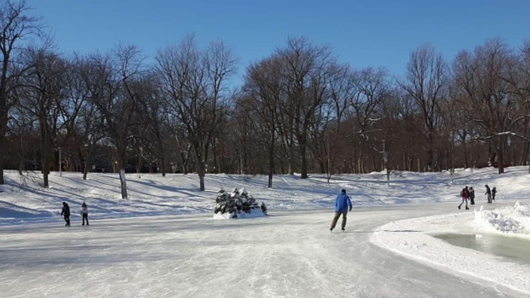 Velo Quebec ArcGIS QuickCapture Arrow 100 snow conditions