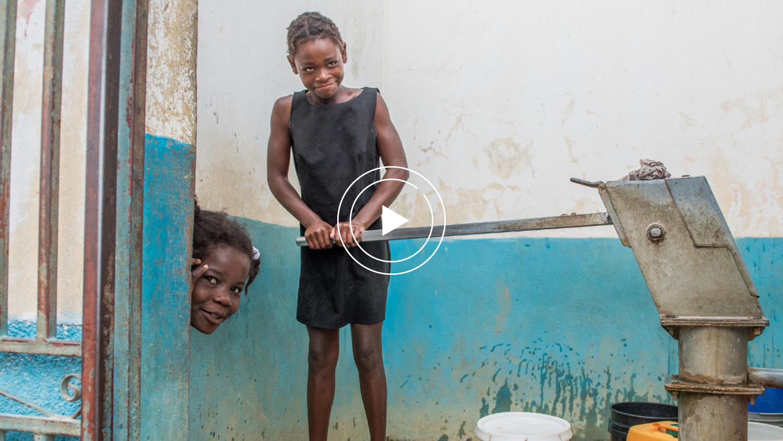 Video Case Study - Haiti Outreach Feature Image Arrow Gold Atlas