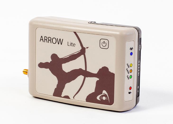 Arrow Lite GNSS Receiver Main product image GPS GLONASS Galileo BeiDou