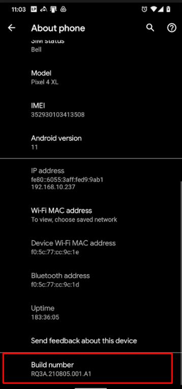 Mock Location Android Eos Tools Pro - Build Number_1