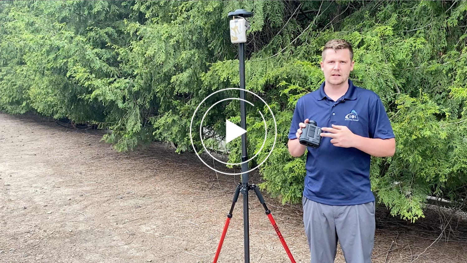 Eos Laser Mapping Choose Your GPS Workflow Laser Tech LTI, Arrow, GNSS, GIS, Laser, Mapping, Mobile, Offset, Sideshot GIS GNSS